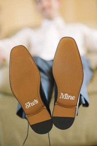 Schuhsticker