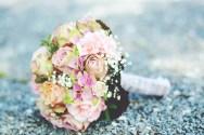 Brautstrauß-rosa