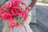 Brautstrauß-rosen-pink