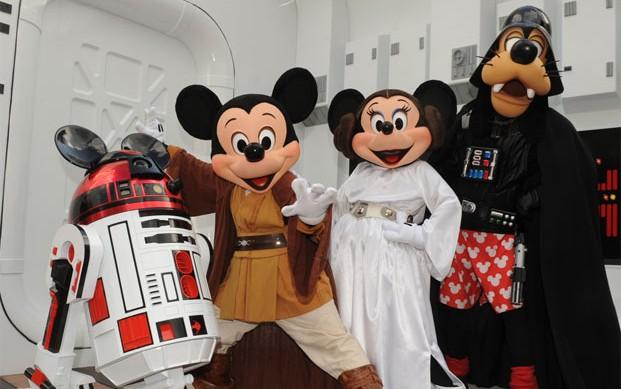 Star Wars Weekend 2012