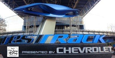 Test Track presented by Chevrolet (Marquee)