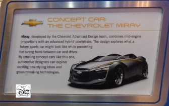 Concept Car: The Chevrolet Miray