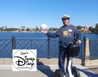 Epcot Segway Tour - November 2012
