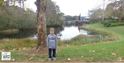 Port Orleans Riverside , the Sassagoula River