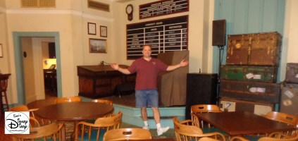 "The River Roost Lounge, home to the one and only ""Ye Haa"" Bob"