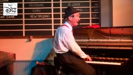 Yeeha Bob Jackson at Port Orleans Riverside... a Must See show that's FREE