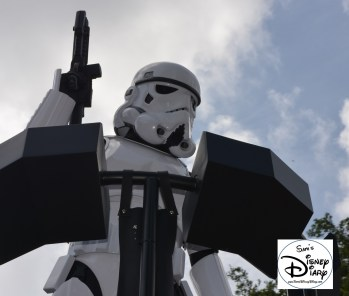 The Final Storm Trooper of the 2013 Parade.