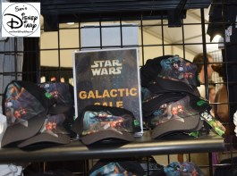 "Last day of Star Wars Weekend = a ""Galactic Sale"" I'll take that!!!"