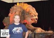 A Rancor? Time for a picture.