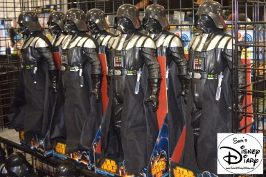 """Classic Darth Vader """"Action Figures"""" available at Darth's Mall"""
