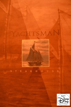 Yachtsman Steakhouse: Menu
