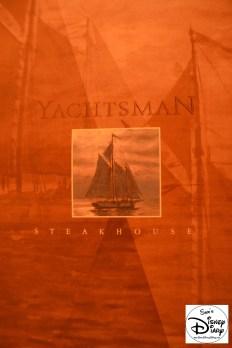 Yachtsman Steakhouse: Menu