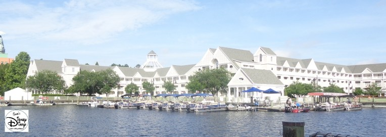 A few of the Yacht Club and Bay Side Marina from the Boat Launch