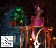 Boo-To-You Halloween Parade is only available during Mickey's Not-So-Scary Halloween Party