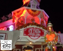 Main Street USA ready for Mickey's No-So-Scary Halloween Party