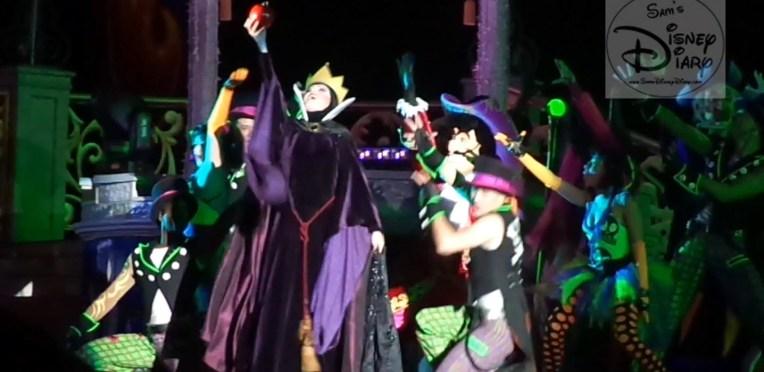 Villains on Stage