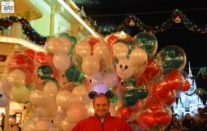 Holiday Balloons on Main Street