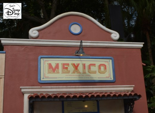 Epcot International Food and Wine Festival 2013 - Mexico