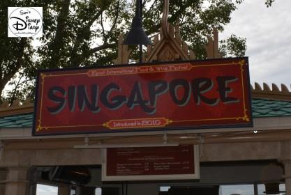 Epcot International Food and Wine Festival 2013 - Singapore