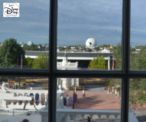 Epcot International Food and Wine Festival 2013 - A View from the Chase VIP Lounge
