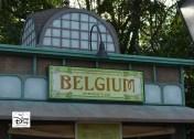 Epcot International Food and Wine Festival 2013 - Belgium