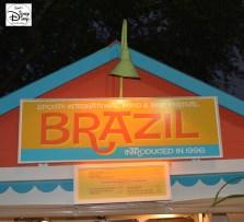 Epcot International Food and Wine Festival 2013 - Brazil