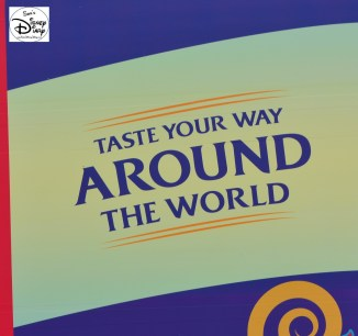 Epcot International Food and Wine Festival 2013 - Taste Your Way Around the World