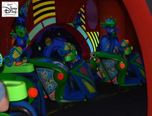 Buzz Light Year Space Ranger Spin - Walt Disney World Magic Kingdom