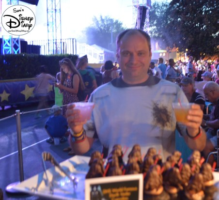 """Star Wars Weekend """"Fell The Force"""" Premium Package - Specialty Beverages - One of Each - That's the right Answer!"""