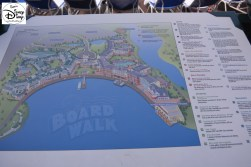 Lots of activities at Walt Disney Worlds Boardwalk