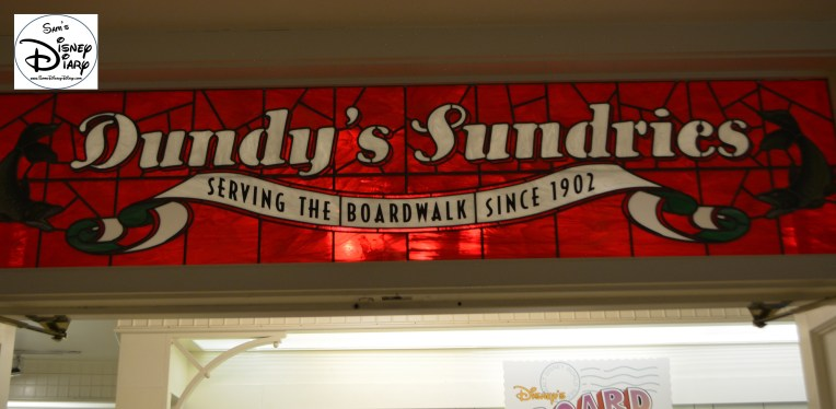 Dundy's Sundries, named for Skip Dundy