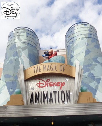 The Magic of Disney Animation - now Closed