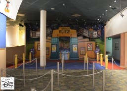The Magic of Animation building was once home to many character meet and greats, including Sorcerer Mickey