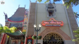 Hollywood Studios Great Movie Ride