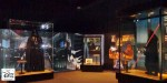 The American Film Institute Showcase featured an ever changing exhibit of move props and costumes.