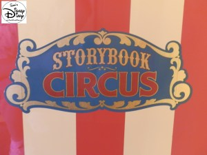 SamsDisneyDiary Episode #10 - New Fantasyland Phase #1 - Storybook Circus Trash Can