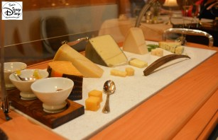 Victoria and Albert's: Queen Victoria Room: The Cheese Cart