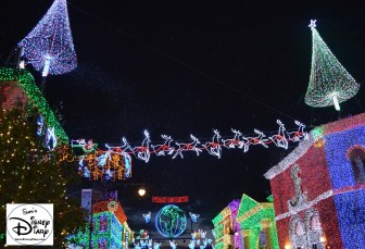 Sams Disney Diary Episode #64 - The Osborne Lights Made with Magic
