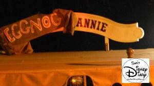 Sams Disney Diary Episode #66 - Each boat has a new name - Eggnog Annie