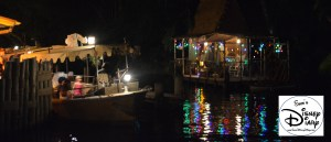Sams Disney Diary Episode #66 - The Boat house at night