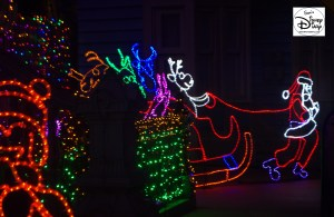 Osborne Spectacle of dancing Lights - Santa
