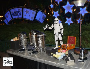 Star Wars Weekend 2016 Symphony in the Stars Dessert Party
