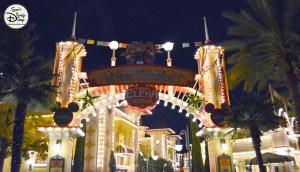 SamsDisneyDiary 12 Days of Christmas Day 3 - Viva Navidad - Paradise Pier is the location