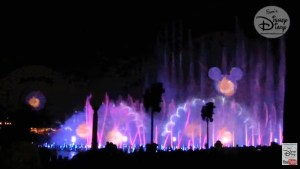 SamsDisneyDiary Episode #80 - World of Color Season of Light