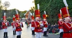 SamsDisneyDiary 82: Disneyland Christmas Fantasy Parade - Toy Soldiers