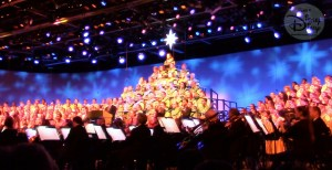 SamsDisneyDiary #86 - Epcot Holidays Around the World Musical Tour - Candlelight Processional