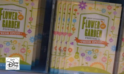 The 2017 Epcot International Flower and Garden Festival - Garden Passport