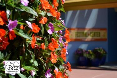 The 2017 Epcot International Flower and Garden Festival - Festival Center