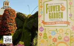 The 2017 Epcot International Flower and Garden Festival
