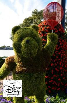 SamsDisneyDiary Episode 89 - Epcot Flower and Garden 2017 (5)